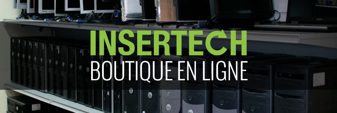 Insertech Online Store