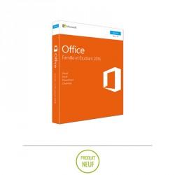 Microsoft Office Famille et Étudiant 2016 1 PC