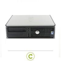 Desktop Computer Core 2 Duo Dell Optiplex GX 780