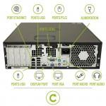 PC de table HP Compaq 6305 PRO SFF