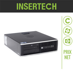 PC de table i5 HP Elite 8100