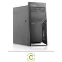 Tower Computer Core 2 Duo Lenovo