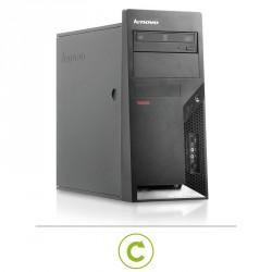 Ordinateur tour Core 2 Duo Lenovo