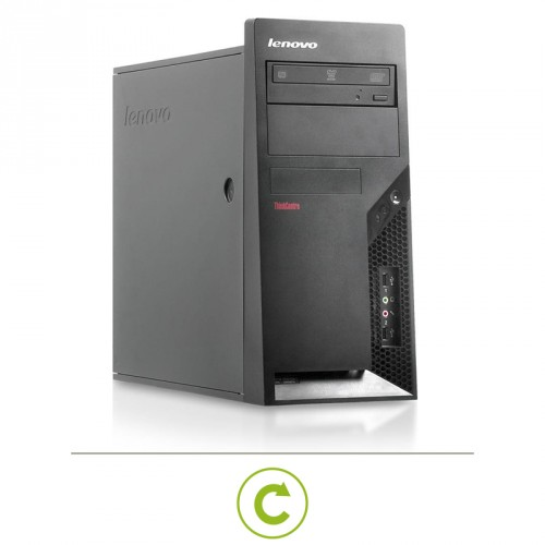 Ordinateur tour Core 2 Duo Lenovo