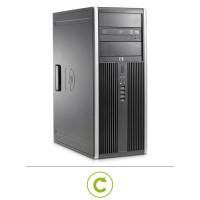 PC tour i5 HP Elite 8200 SSD