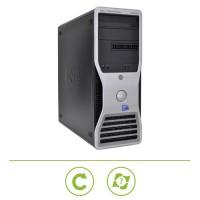 Tower Computer Quad Dell