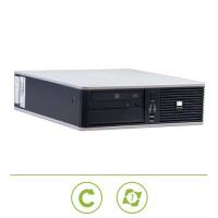 Desktop Computer Core 2 Duo plus HP