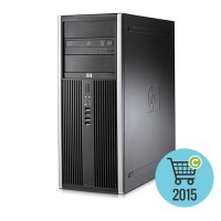 Tower Computer Core 2 Duo plus HP