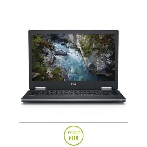 Portable i7 Dell Precision 7530